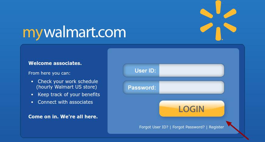 myWalmart Login
