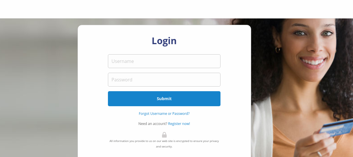 Your Credit Card Info Login