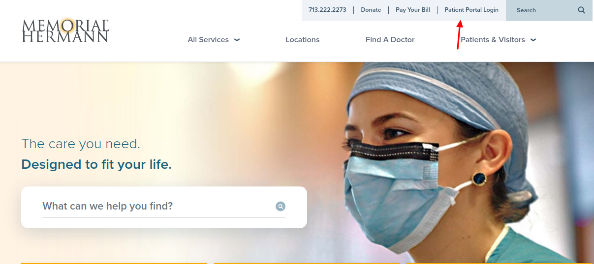 Memorial Hermann Patient Login